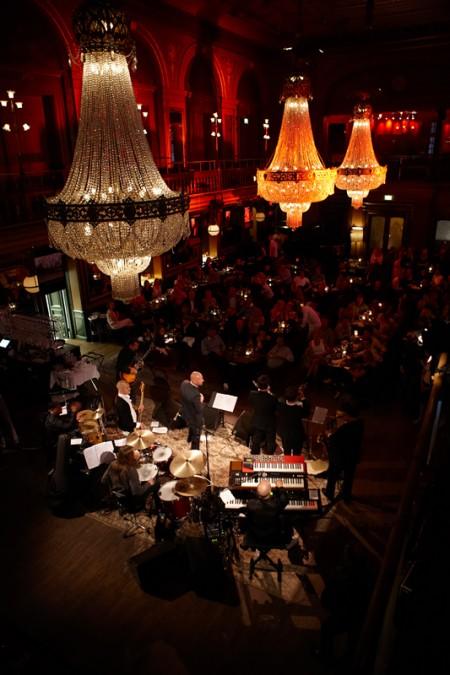 JB Quartet på Berns (foto: Thorleif Robertsson)