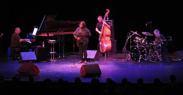 Randy Crawford med Joe Sample trio