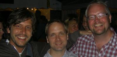 Basse, Johan och Magnus